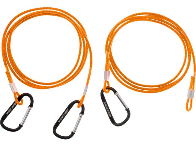 Swimrunners Hook-Cord - 3 meter naranja